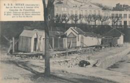 CPA - Royan - Raz De Marée Du 9 Janvier 1934 - Conche De Foncillon - Royan