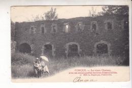 (30) France Conque Le Vieux Chateau - France