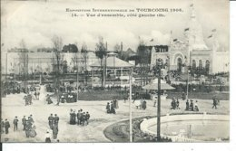 Tourcoing 1906-Exposition Internationale-Vue D'ensemble,coté Gauche (B) - Tourcoing