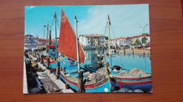 Caorle - Barche A Riposo - Venezia