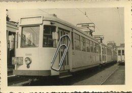TRAM 10498 :  Evere 1959       ( 9 X 6 Cm) - Photographs