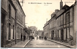 51 SEZANNE - Rue Moyenne - - Sezanne