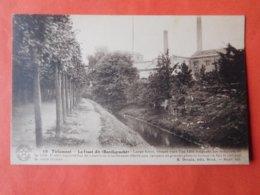 """Tirlemont 1929 Le Fossé Dit """"Borchgracht"""" - Tienen"""