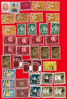 4299  ---  PAYS-BAS - Lot De Timbres Oblitérés - Pays-Bas