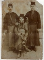 Photo - Anonymous Persons - Men - Macedonia - Personas Anónimos