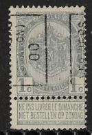 Verviers Station 1900  Nr. 310A - Precancels