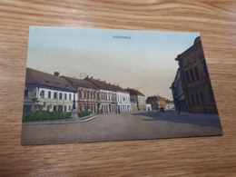 Postcard - Croatia, Koprivnica       (27855) - Croatia