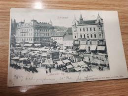 Postcard - Croatia, Zagreb       (27870) - Croatia