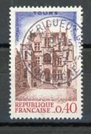 FRANCE - TOURS - N° Yvert 1525 Obli. Ronde De PERIGUEUX 1967 - France