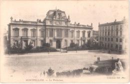 FR34 MONTPELLIER - ND 12 - Précurseur - La Préfecture - Belle - Montpellier