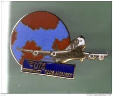 AIR FRANCE - UTA *** CLUB AFFAIRE *** 1050 - Avions