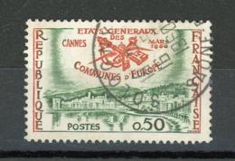FRANCE - ETATS GENERAUX - N° Yvert 1244 Obli. Ronde De SOLIGNY 1960 - France