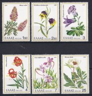 Griekenland - Griechische Flora - MNH - M 1302-1307 - Ongebruikt
