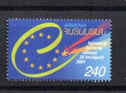 Sello Nº 387 Armenia - Armenia