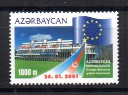 Sello Nº 419 Azerbaijan - Azerbaiján
