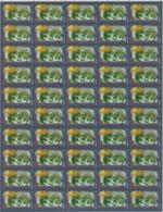 FRANCE 1 Feuille Compléte 50 T 2898 - 1994 - De La Scéne à L'écran Fernandel - Hojas Completas