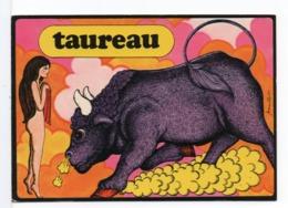 CPM - SIGNE DU TAUREAU - Astrology