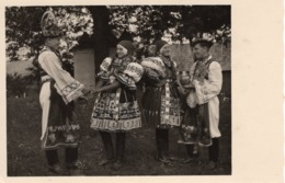 Tschechische Tracht Ca 1940 Trachten Volkstanz Brauchtum 1 - Trachten