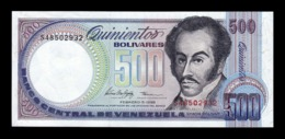 Venezuela 500 Bolívares 1998 Pick 67f SC UNC - Venezuela