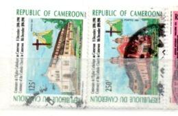 CAMEROUN OB   °  849/850 - Camerun (1960-...)