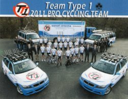 6864 Cp Cyclisme Team Type1 - Cyclisme