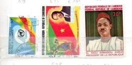 CAMEROUN OB   838  835 468 - Camerun (1960-...)
