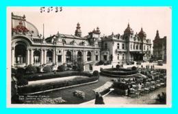 A733 / 049 MONTE CARLO Le Jardin Du Casino - Monte-Carlo