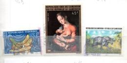 CAMEROUN OB   449  578  844 - Camerun (1960-...)