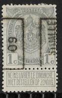Westmalle 1909  Nr. 1353A - Precancels