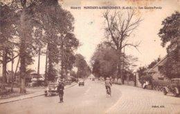 78 860 9 33 MONTIGNY LE BRETONNEUX Les Quatre Pavés - Montigny Le Bretonneux