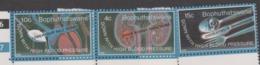 South Africa-Bophuthatswana SG 22-24 1978 Hypertension Month,Mint Never Hinged - Bophuthatswana