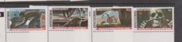 South Africa-Bophuthatswana SG 25-28 1978 Road Safety,Mint Never Hinged - Bophuthatswana
