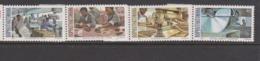 South Africa-Bophuthatswana SG 29-32 1978 Semi Precious Stones,Mint Never Hinged - Bophuthatswana
