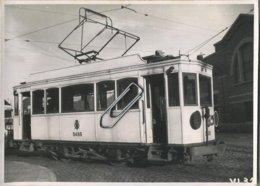 TRAM  9486:      Liège  S.N.C.V.  ( 12 X 9 Cm ) - Photos