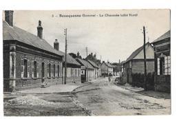 Beauquesne - La Chaussée Côté Nord  N°5 - éd Mme Trongneux - Circulé 1931 - Beauquesne