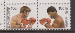 South Africa-Bophuthatswana SG 41-42 1979 Boxing Match,Mint Never Hinged - Bophuthatswana