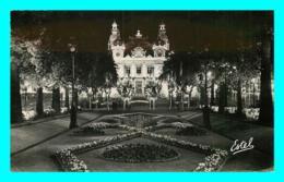 A733 / 281 MONTE CARLO Jardins Et Casino La Nuit - Monte-Carlo