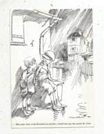 Cp, Bourses & Salons De Collections, 11 E NUMICARTA ,1986 , Paris 13 E, Illustrateur Poulbot - Bourses & Salons De Collections