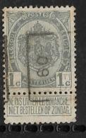 Ypres 1909  Nr. 1355B - Precancels