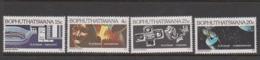 South Africa-Bophuthatswana SG 47-50 1979 Platimum Industry,Mint Never Hinged - Bophuthatswana