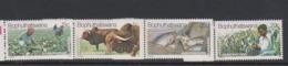 South Africa-Bophuthatswana SG 51-54 1979 Agricolture,Mint Never Hinged - Bophuthatswana