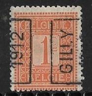 Gilly  1912  Nr. 2000Azz - Voorafgestempeld