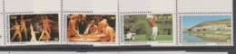 South Africa-Bophuthatswana SG 64-67 1980 Tourism Sun City,Mint Never Hinged - Bophuthatswana