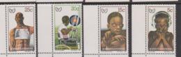 South Africa-Bophuthatswana SG 68-71 1981 International Year Of Disabled,Mint Never Hinged - Bophuthatswana