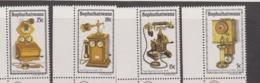 South Africa-Bophuthatswana SG 76-79 1981 History Of The Telephone,Mint Never Hinged - Bophuthatswana