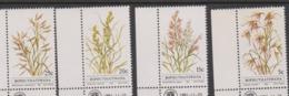 South Africa-Bophuthatswana SG 80-83 1981 Indigenous Grasses ,Mint Never Hinged - Bophuthatswana