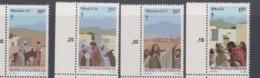 South Africa-Bophuthatswana SG 88-91 1982 Easter,Mint Never Hinged - Bophuthatswana