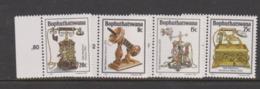 South Africa-Bophuthatswana SG 92-95 1982 History Of Telephone,Mint Never Hinged - Bophuthatswana