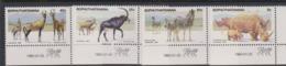 South Africa-Bophuthatswana SG 100-103 1983 Pilanesberg Nature Reserve Mint Never Hinged - Bophuthatswana