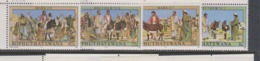 South Africa-Bophuthatswana SG 104-107 1983 Easter,Mint Never Hinged - Bophuthatswana